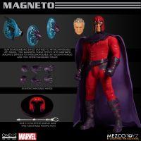 One-12 Collective Marvel Magneto Mezco Toyz