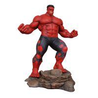 Marvel Gallery Red Hulk PVC Diorama 10-inch