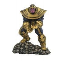 Marvel Gallery Thanos Comic PVC Diorama 9-inch