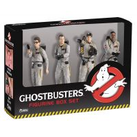 Ghostbusters 4 Figurine Box Set Eaglemoss