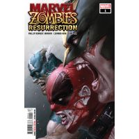 Marvel Zombies Resurrection #1