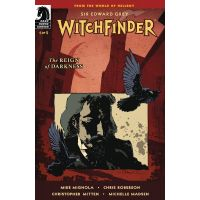 Witchfinder Reign of Darkness #1