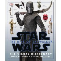 Star Wars The Rise of Skywalker Visual Dictionary HC ISBN 978-1-4654-7903-7