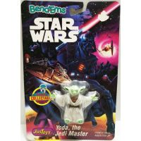 Star Wars Yoda Bend-Ems figurine Just Toys