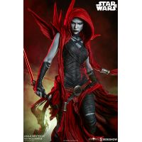 Asajj Ventress Mythos Statue Sideshow Collectibles 300235