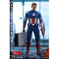 Captain America (Version 2012) Avengers: Endgame figurine 1:6 Hot Toys 904929