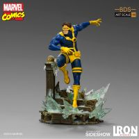 Cyclops Statue Battle Diorama 1:10 Iron Studios 905584