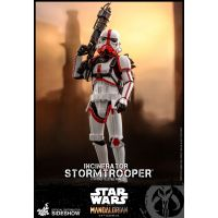 Incinerator Stormtrooper (The Mandalorian) figurine 1:6 Hot Toys 905801