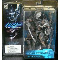 AVP Scar Predator figurine 7 po Spawn McFarlane