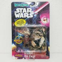 Star Wars Wicket Bend-Ems figure Just Toys