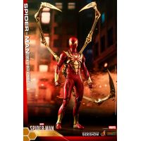 Spider-Man (Iron Spider Armor) figurine 1:6 Hot Toys 904935
