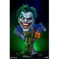 Le Joker Buste grandeur nature 1:1 Sideshow Collectibles 400354