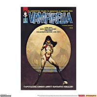 Vampirella #1 (1969) Limited BLUE Foil Version Dynamite Entertainment 905342