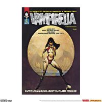 Vampirella #1 (1969) Limited PLATINUM Foil Version Dynamite Entertainment 905343