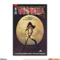 Vampirella #1 (1969) Limited Red Foil Version Dynamite Entertainment 905341