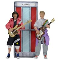 Bill & Ted's Excellent Adventure 8-Inch Retro Figure 2-Pack NECA