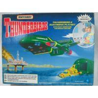 Thunderbirds 2 Ensemble de jeu électronique avec sons réalistes (1993) Matchbox