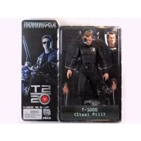 Terminator Collection Série 2 T-1000 Steel Mill figurine 7 po NECA
