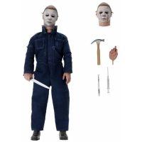Halloween 2 Michael Myers avec combinaison figurine 8 po NECA