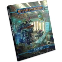 Starfinder Armory livre (anglais) 160 pages Paizo ISBN 978-1-64078-041-5