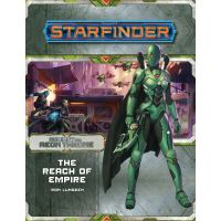 Starfinder Against the Aeon Throne livre (anglais) 62 pages Paizo ISBN 978-1-64078-5