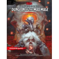 Dungeons & Dragons Waterdeep Dungeon of the Mad Mage livre (anglais) 320 pages ISBN 978-0-7869-6626-4
