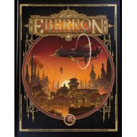 Dungeons & Dragons Eberron Rising from the last War livre (anglais) 320 pages ISBN 978-0-7869-6692-9