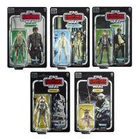 Star Wars Black Series Empire Strikes Back 40th Anniversary Wave 1 Set of 5 Figures