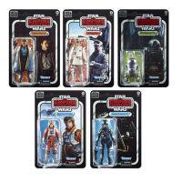 Star Wars Black Series Empire Strikes Back 40th Anniversary Wave 2 Set of 5 Figures Hasbro
