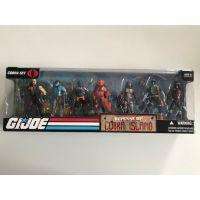 GI Joe Defense of Cobra Island 7-pack Box Set 2009 Hasbro