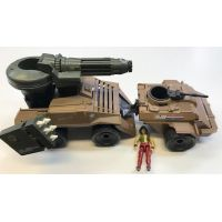 GI Joe 1988 Mean Dog with Wild Card Figure (Used, Complete) Sell is Final Sold in Store Only