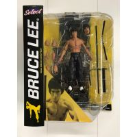 Bruce Lee Select Shirtless Diamond 7 pouces