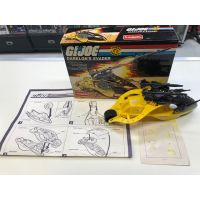 GI Joe 1990 Darklon's Evader Funskool (Used, Complete) Sell is Final Sold in Store Only