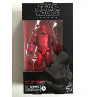 Star Wars The Black Series 6-inch - Sith Jet Trooper Hasbro 106