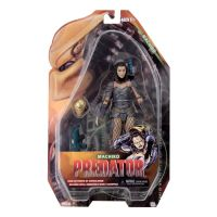 Predator Series 18 - Machiko 7 pouces NECA