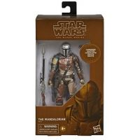 Star Wars The Black Series 6-inch - The Mandalorian Carbonized version Hasbro 94