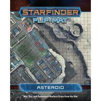 Starfinder Flip-mat Astéroïde Paizo ISBN 978-1-64078-048-4