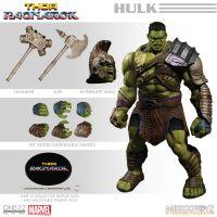 One-12 Collective Marvel Thor Ragnarok Hulk Mezco Toyz