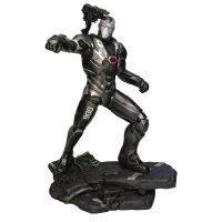 Marvel Gallery Avengers Endgame War Machine PVC Diorama 9-inch Diamond Select