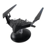 Star Trek Discovery Figure Collection Mag #22 Stealth Ship Eaglemoss