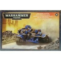 Space marine Attack Bike Games-Workshop (48-20)
