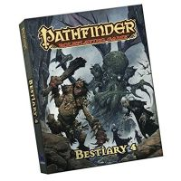 Pathfinder Roleplaying Game Bestiary 4 livre (anglais) 320 pages Paizo ISBN 978-1-60125-575-4