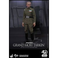 Star Wars Épisode IV: A New Hope Grand Moff Tarkin figurine échelle 1:6 Hot Toys 903111