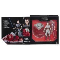 Star Wars Episode VIII: The Last Jedi The Black Series 6-Inch - Exclusive Rey (Jedi Training Crait)