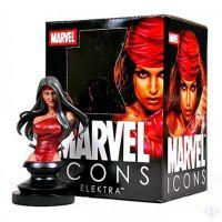 Marvel Icons Elektra mini-buste 4 1/2 pouces Diamond
