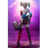 Harley Quinn: Hell on Wheels Premium Format Figure Sideshow Collectibles 300714