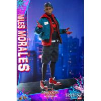 Miles Morales Spider-Man: Into the Spider-Verse figurine 1:6 Hot Toys 906026