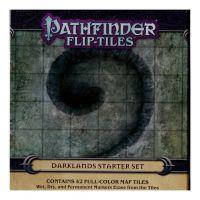 Pathfinder Flip-tiles Darklands ensemble de départ Paizo ISBN 978-1-64078-165-8