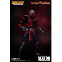 Mortal Combat Sektor figurine 1:12 Storm Collectibles 905856