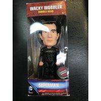Superman Wacky Wobbler Bobble-head HMV exclusive Funko